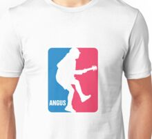 Angus Young Sport Logo Unisex T-Shirt