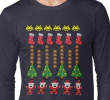 Game Classic Christmas Sweater Long Sleeve T-Shirt