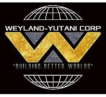 Weyland Yutani Corp Photographic Print