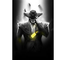 Twisted Fate - League of Legends Photographic Print