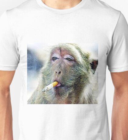funy monk Unisex T-Shirt