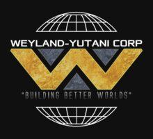 Weyland Yutani Corp by theycutthepower