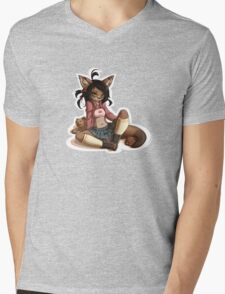 Pretty Cute 1 Mens V-Neck T-Shirt