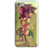 Forest Girl iPhone Case/Skin