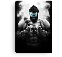 Udyr - League of Legends Canvas Print