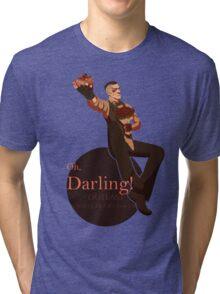 Darling (orange ver.) Tri-blend T-Shirt