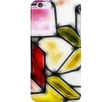 Fractalius cubes iPhone Case/Skin