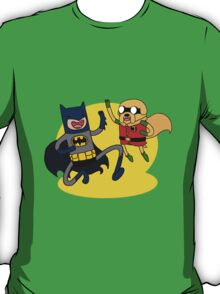 Batfinn and Robjake T-Shirt