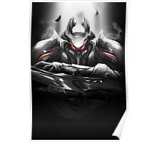 Nocture - League of Legends Poster