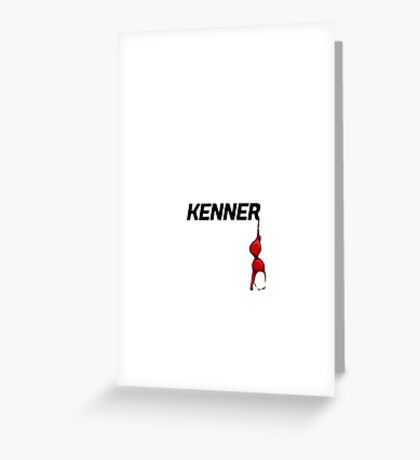 Kenner Bra Greeting Card