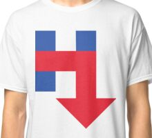Hillary Clinton Logo Revised Classic T-Shirt