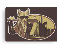 Cat Empire Canvas Print