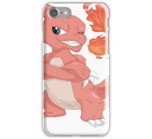 Pokemon-Charmeleon iPhone Case/Skin