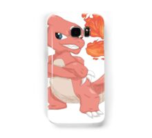 Pokemon-Charmeleon Samsung Galaxy Case/Skin