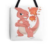 Pokemon-Charmeleon Tote Bag