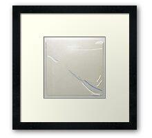 quadrato Framed Print