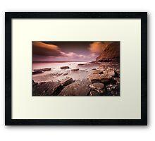 Southerndown, Welsh Heritage Coast Framed Print