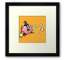 Oh Sweet Candy Framed Print