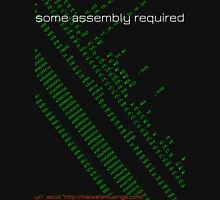 Some assembly required (arm) T-Shirt