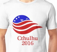 Cthulhu 2016 Presidential Campaign Unisex T-Shirt