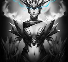 Shyvana - League of Legends by Waccala