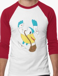 Love Letters Men's Baseball ¾ T-Shirt