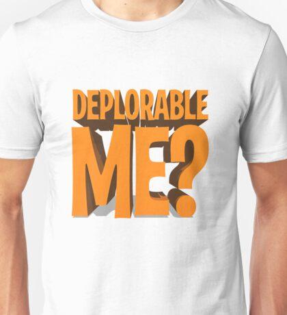 So despicable! Unisex T-Shirt