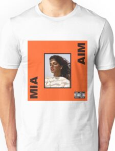 M.I.A. - AIM Album  Unisex T-Shirt