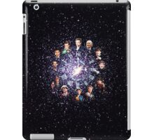 tardis from players iPad Case/Skin