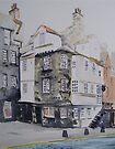 John Knox House by Ross Macintyre