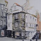 John Knox's House by Ross Macintyre