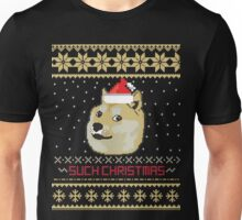 Such Christmas - Christmas Sweater Fun Unisex T-Shirt