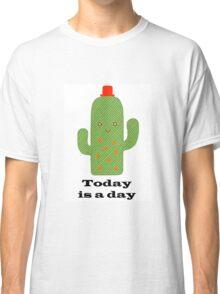 Positive Cactus Classic T-Shirt