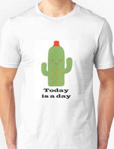 Positive Cactus Unisex T-Shirt