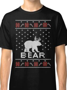 Bear- So Cool Bear Christmas Classic T-Shirt