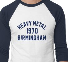 Heavy Metal Men's Baseball ¾ T-Shirt