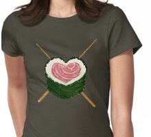 _slove Womens Fitted T-Shirt