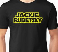 """Easy A """"Jackie Rudetsky"""" Star Wars Unisex T-Shirt"""
