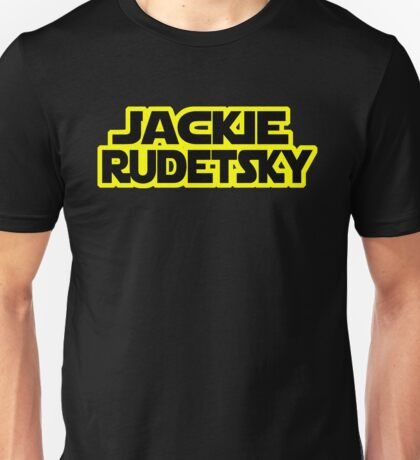 "Easy A ""Jackie Rudetsky"" Star Wars Unisex T-Shirt"