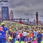 75th Anniversary of the Sydney Harbour Bridge by Michael Matthews