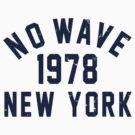 No Wave by ixrid