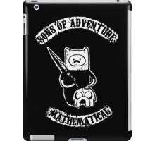 Sons of Adventure Time Anarchy Mathematical Jake Finn iPad Case/Skin