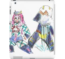 Damp Vigilantes iPad Case/Skin