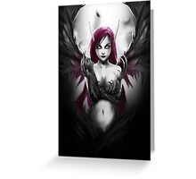 Morgana - League of Legends Greeting Card