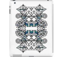 SYMMETRY - Design 011 (Color) iPad Case/Skin