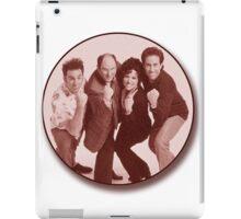 Seinfeld Mono iPad Case/Skin