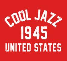 Cool Jazz Kids Tee