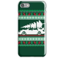 Chrismas Holiday Coming Soon iPhone Case/Skin