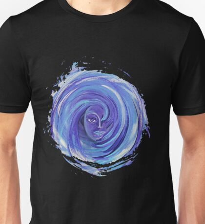 WINDOW TO THE SOUL - Intuitive Art Unisex T-Shirt