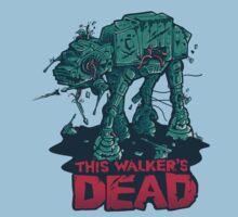 Walker's Dead v2 Kids Clothes